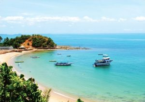 passeio as ilhas de itaparica e ilha dos frades